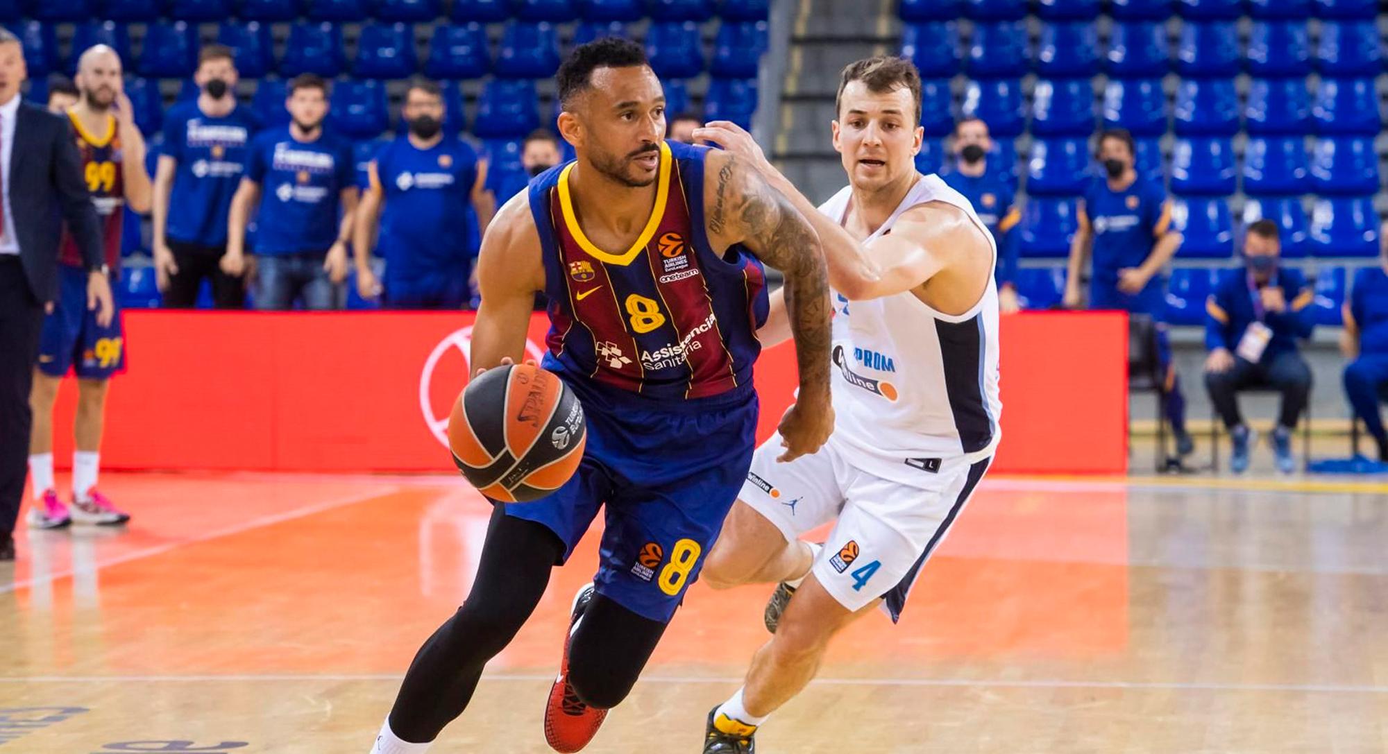 Hanga rescata el Barça i iguala la sèrie amb el Zenit